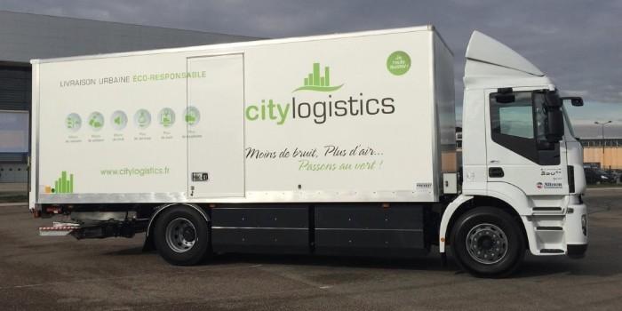 City Logistics reinventa la distribución urbana con una flota de camiones de gas natural equipados con cajas de cambios Allison