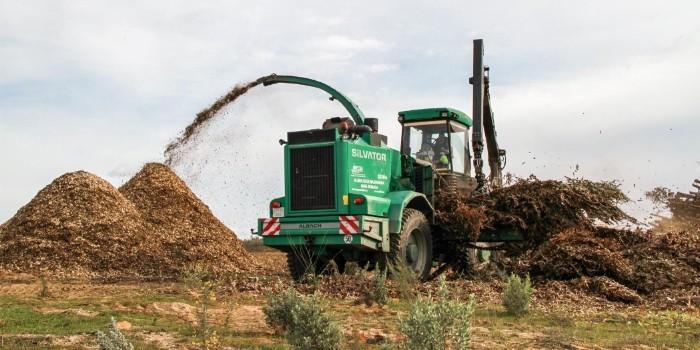 Expobiomasa 2017 ofrecerá a los profesionales del sector forestal la mayor muestra de astilladoras y trituradoras del mercado
