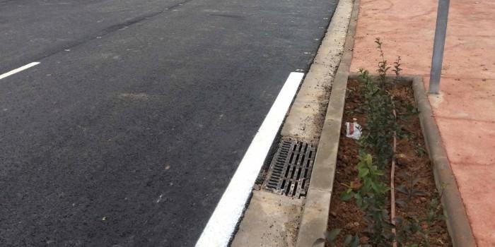 Calles accesibles en Tudela con la instalación de rejillas Selecta 'PMR' de Saint-Gobain PAM