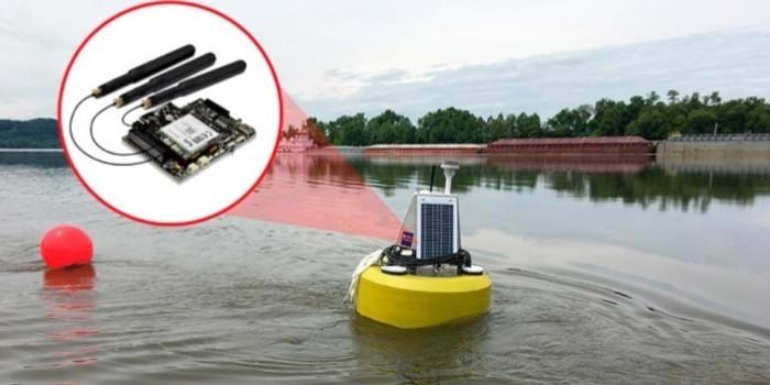 Libelium participa en un proyecto de gestión de agua en el río Ohio para prevenir la extinción de los mejillones de agua dulce