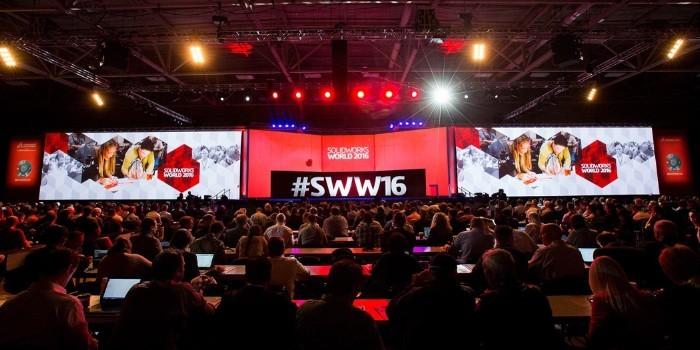 SolidWorks World 2016 centra su XVIII edici�n en la experiencia del usuario y la impresi�n 3D