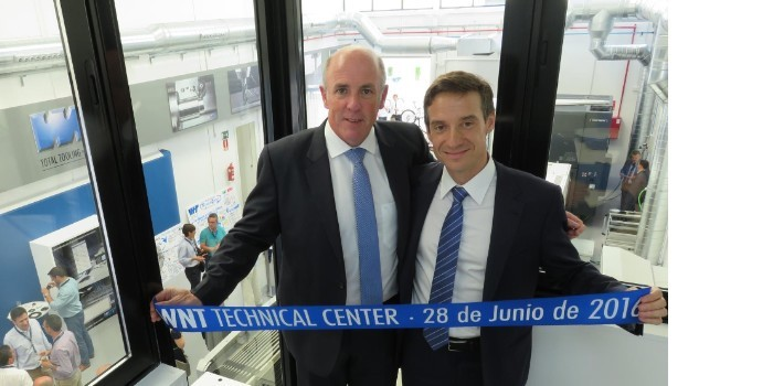 WNT inaugura su Technical Center en Madrid