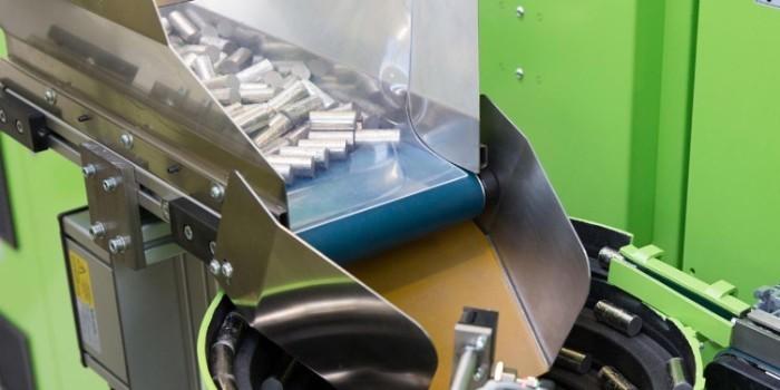 Moldeo por inyecci�n de aleaciones de metal: eficiencia y m�xima calidad de superficie