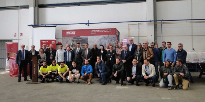SSAB inaugura su Hardox Wearparts Center de Donosti