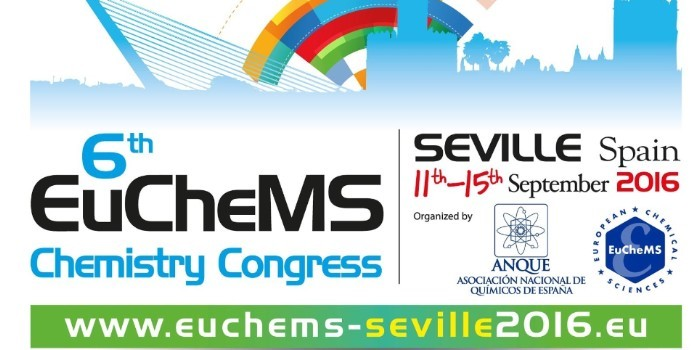El mayor congreso europeo sobre qu�mica se celebra por primera vez en Espa�a en 2016