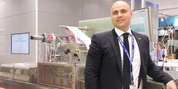 Entrevista a Carlos Cordob�s, director comercial de Multivac Espa�a