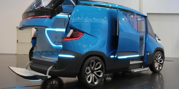 El transporte del futuro, seg�n Iveco