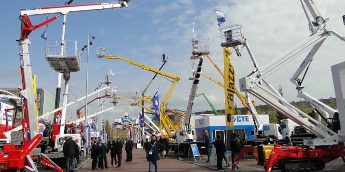 Ámsterdam, capital mundial de la plataforma aérea gracias a Apex