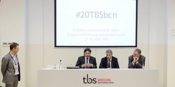 TBS Barcelona organiza la conferencia 'Adaptarse a la innovación: profesionales y smart cities'