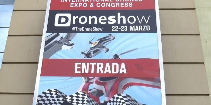 The Drone Show, la primera exposición y congreso de drones, culmina con 4.783 visitantes