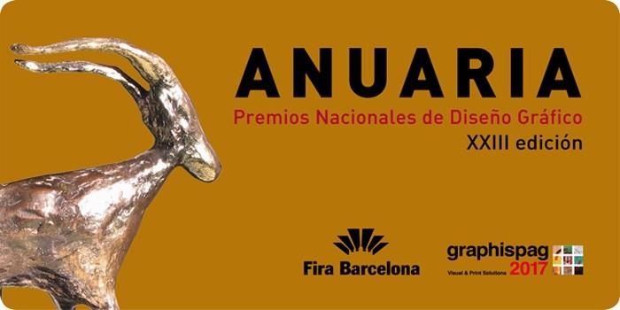 Solicite aqu� su c�digo de descuento para los XXIII Premios Nacionales de Dise�o Gr�fico Anuaria