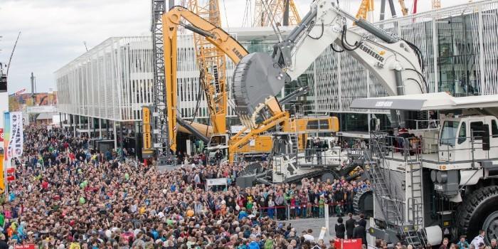 �Especial Feria�: Bauma se confirma como la gran cita mundial de la maquinaria de obra p�blica, construcci�n y miner�a