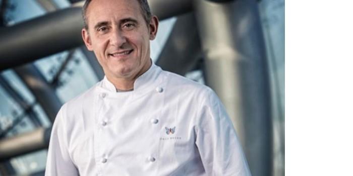 Entrevista a Paco P�rez, chef del restaurante Miramar