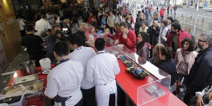 San Sebastian Gastronomika-Euskadi Basque Country bate todos los r�cords