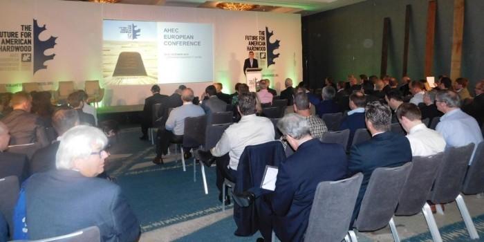 El futuro de la madera, a debate en la Conferencia Europea organizada por AHEC