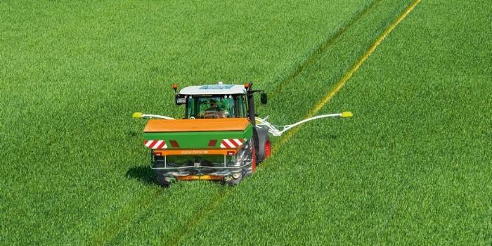 Buena evoluci�n del mercado de fertilizantes en Espa�a