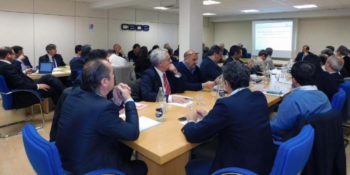 Andece celebra su Asamblea General con renovaci�n de la Junta, de su presidente y analizando la situaci�n actual y futura del sector en Espa�a