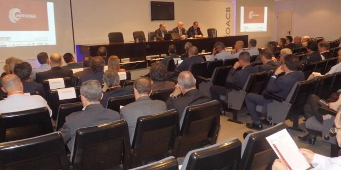 El II Congreso Nacional de Jefes de Seguridad se celebra en Barcelona