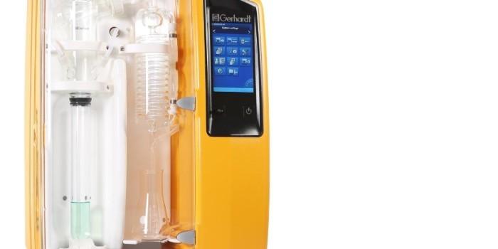Inycom presenta la nueva l�nea de destiladores Gerhardt en sus seminarios sobre anal�tica en alimentaci�n y piensos