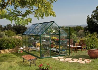 Invernaderos para jardiner a caracter sticas y for Invernaderos para jardin