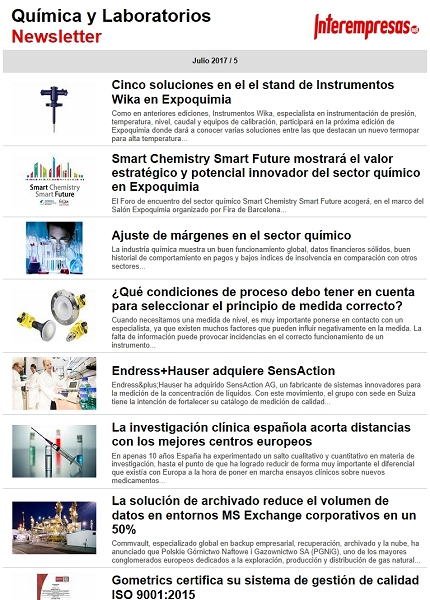 Química y Laboratorios