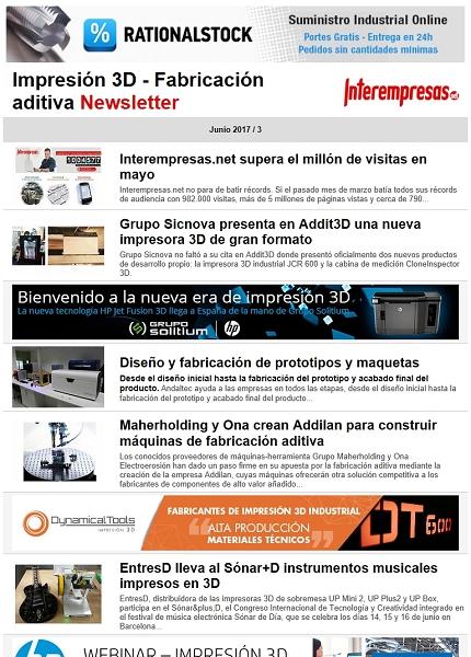 Impresión 3D - Fabricación aditiva