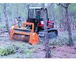 Fotografia de Trituradora forestal basculant Agarín TF 2200