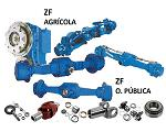 Photo of Complete equipment and spare parts of leading bridges and rear bridges ZF
