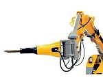 Fotograf�a de Anguladores para martillos hidráulicos Brokk PTB09
