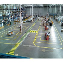Señalización de seguridad y logística