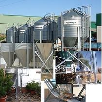 Silos para biomasa