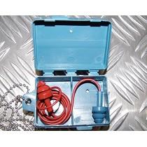 Tapones reutilizables metal detectables