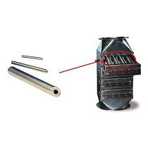Rejas y barras magnéticas