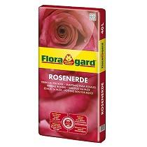 Sustratos para rosales