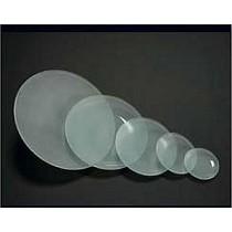Platos de vidrio
