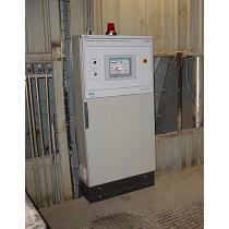 Control automático del proceso de granulación