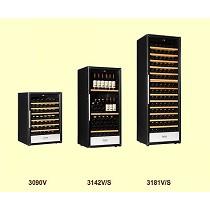 Armarios climatizados para vino