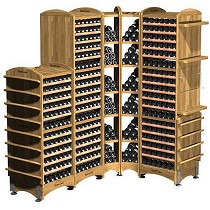 Botelleros modulables