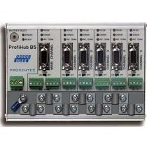 Componente avanzado y flexible para instalaciones con redes