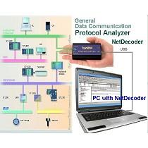 Analizadores de protocolos, buses de campo y Ethernet industrial