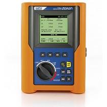 Instrumento multifunción para verificaciones de la seguridad eléctrica y análisis de red