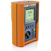 Instrumento para medida de continuidad de los conductores de protección a 10 a y medida impedancia línea/bucle