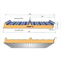 Paneles para cubiertas