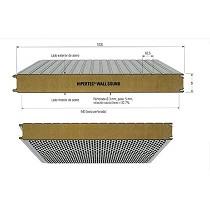 Paneles metálicos para fachadas