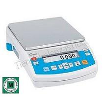 Balanzas con sistema de calibración automática