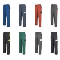 Pantalones básicos de trabajo