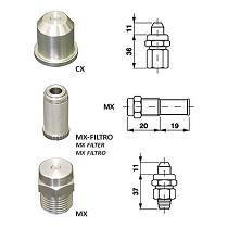 Atomizadores hidr�ulics