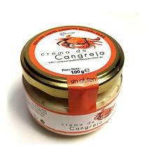 Crema de cangrejo