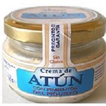 Crema de atún