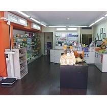 Mobiliario para farmacia